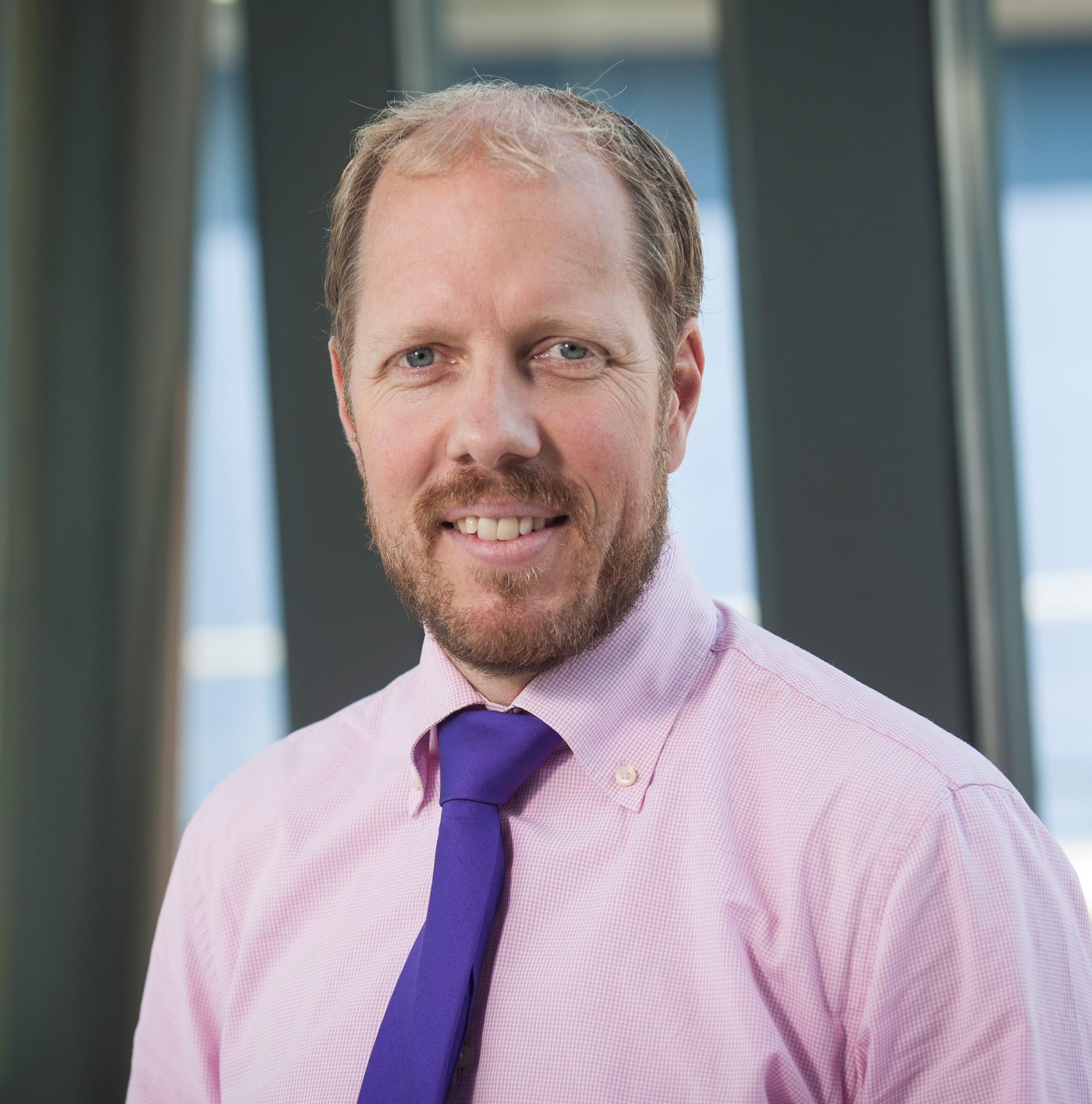 Eric van der Veer, PhD