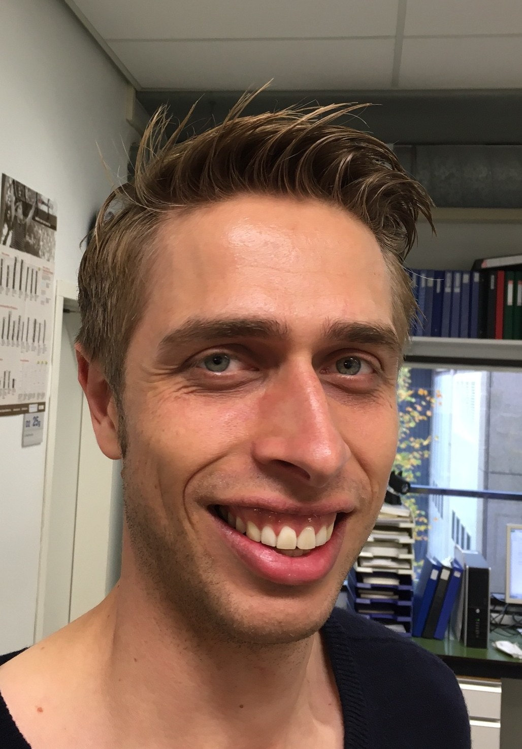 Daniel Verhoef, MSc
