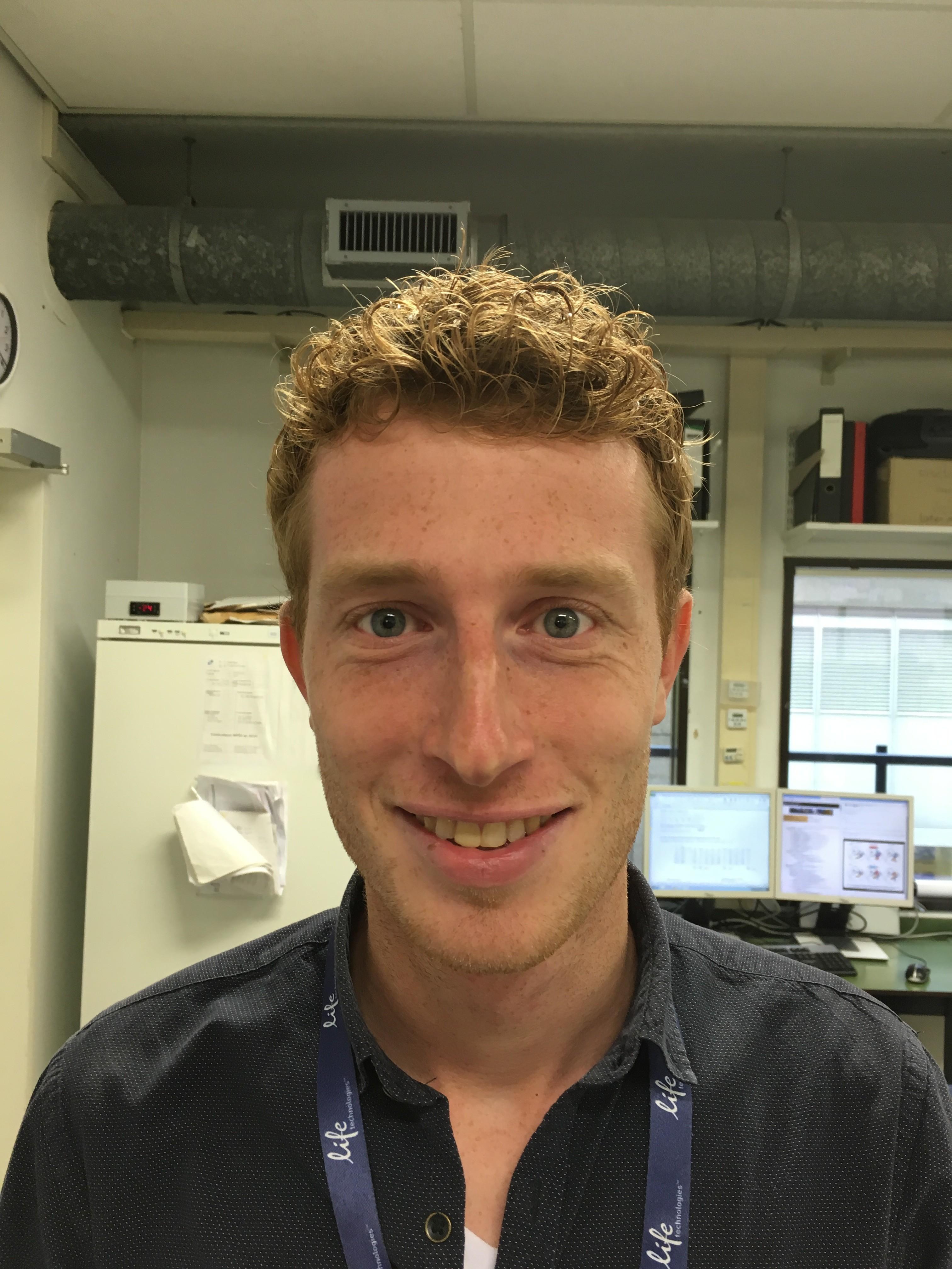 Mark Schreuder, MSc
